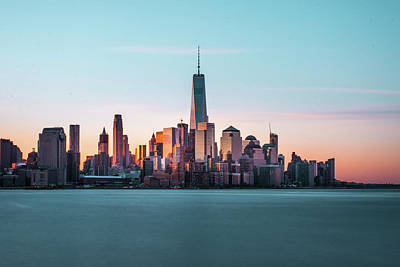 Photograph - New York Blues by Seascaping Photography