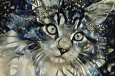 Kitten Digital Art
