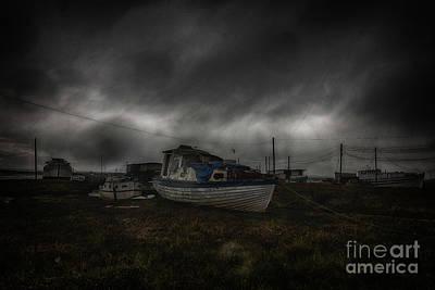 Digital Art - Storm by Nigel Bangert