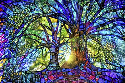 Mosaic Digital Art