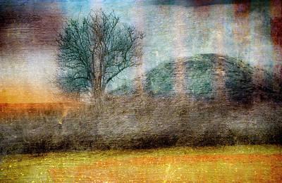 Digital Art - Tree I by Vin De Rosa