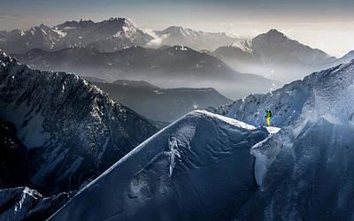 Mountaineering Photographs