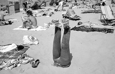 Manly Beach Photographs