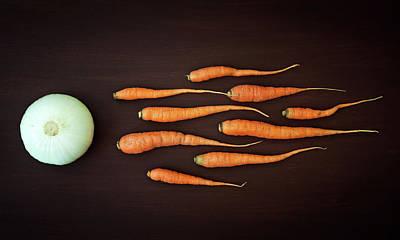 Carrot Wall Art