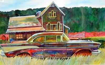 57 Chev Paintings