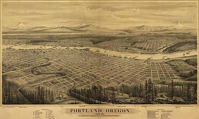 Portland Drawings