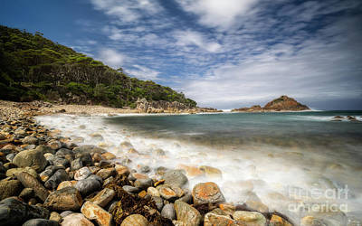 Photograph - Mimosa Rocks 1 by Helen Woodford