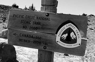 Pacific Crest Trail Photographs
