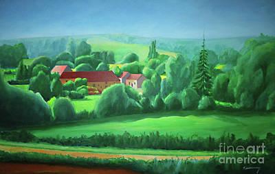 Perche Paintings