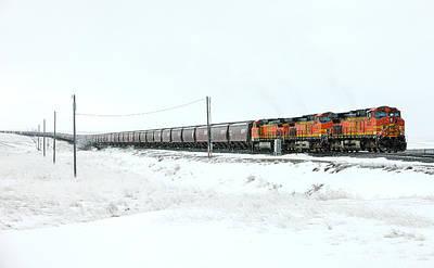Locomotive Art
