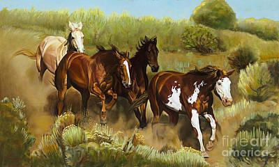 Designs Similar to Wild Horses