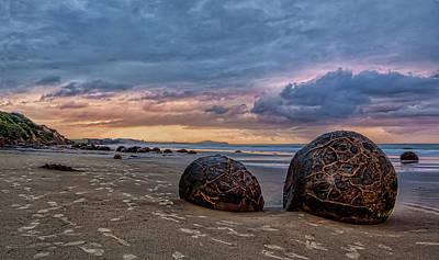 Photograph - Sleeping Giants by Millner Stephanie