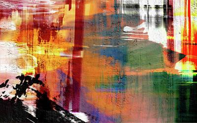 Digital Art - Trust by Vin De Rosa