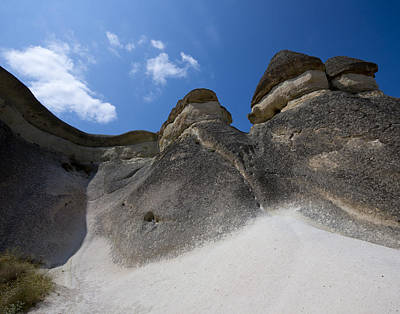 Photograph - Fairy Chimneys by Jared Bendis