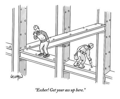 Escher Art Prints