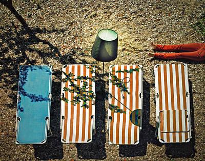 Sun Lamp Photographs