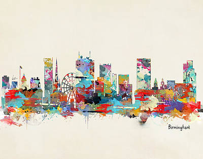 Birmingham Art Prints