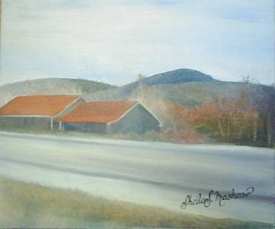 Killington Peak Paintings