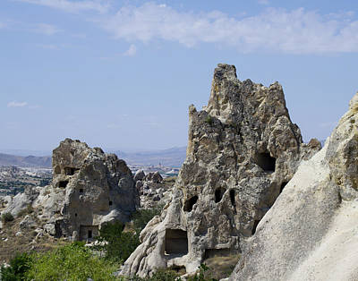 Photograph - Goreme Open-Air Museum by Jared Bendis