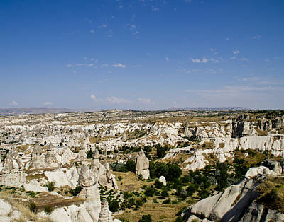 Photograph - Goreme Valley by Jared Bendis