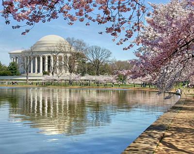 Jefferson Memorial Wall Art