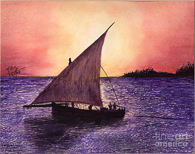 Dhow Paintings