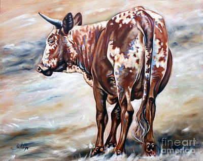 Nguni Paintings
