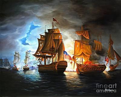 Battle Paintings