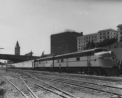 Chicago And North Western Photographs