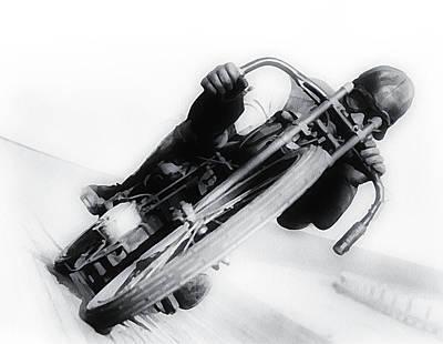 Harley Davidson Motorcycle Photographs