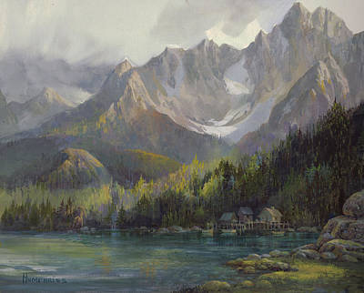 Mammoth Lakes Paintings