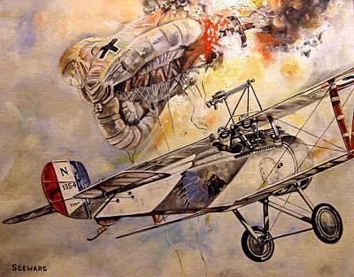 Nieuport 17 Paintings