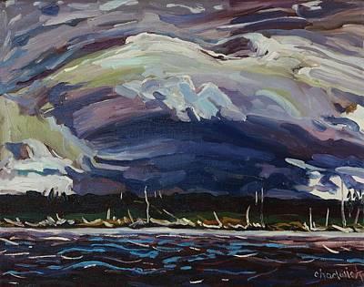 Scud Cloud Paintings