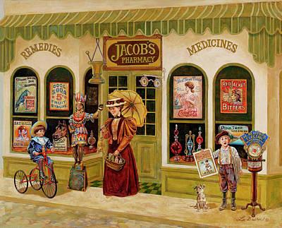 Pharmacy Paintings