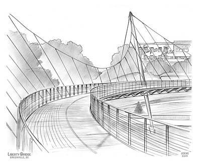 Bridges Drawings