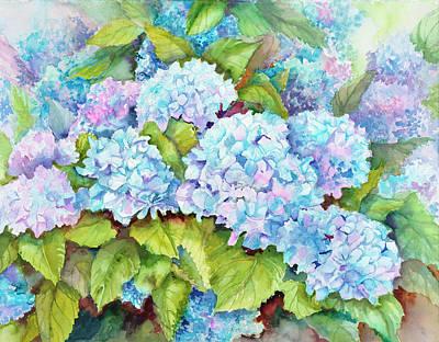 Clusters Paintings