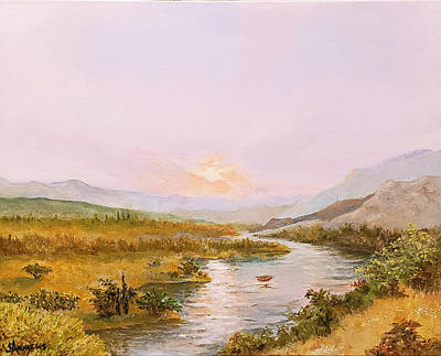 Painting - Charon's Sabbatical by James Andrews