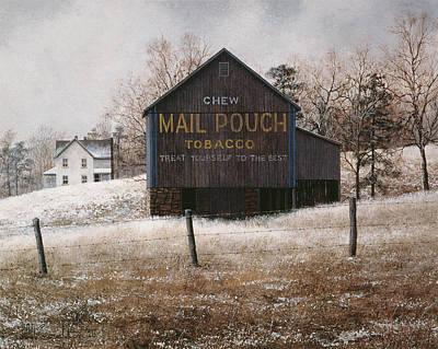 Mail Pouch Art Prints