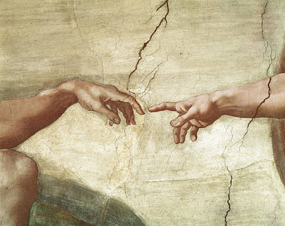 Sistine Chapel Mixed Media