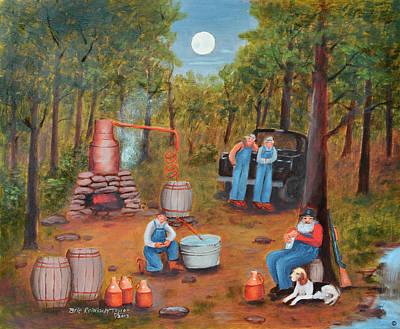 Moonshine Paintings