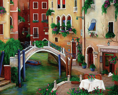 Trattoria Paintings