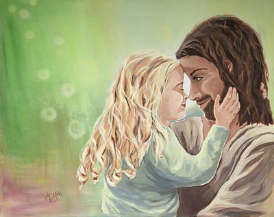 Painting - Heaven's Pleasure by Claudia Klann