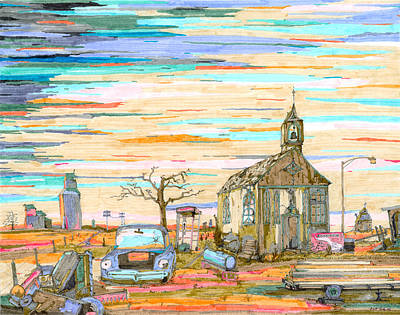 Rural Drawings