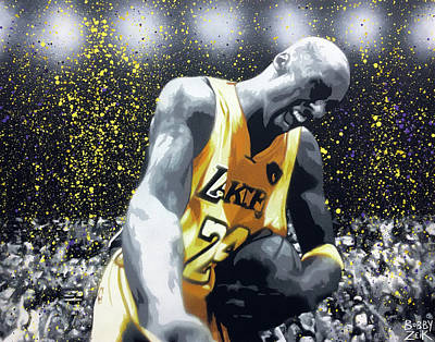 Basketball Team Paintings