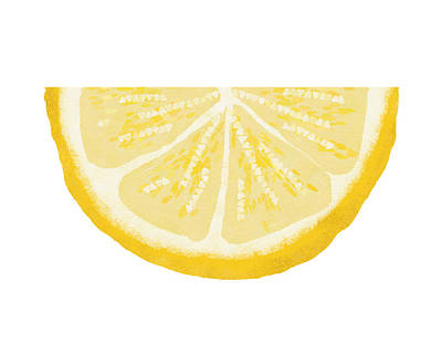 Designs Similar to Lemon Wedge- Art by Linda Woods