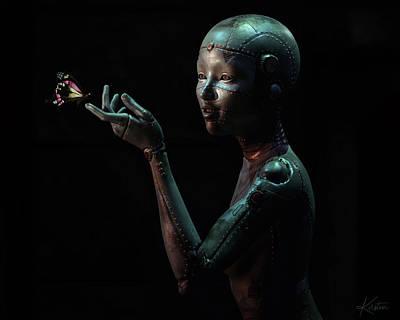 Digital Art - The Simple Things by Kirsten Aufhammer