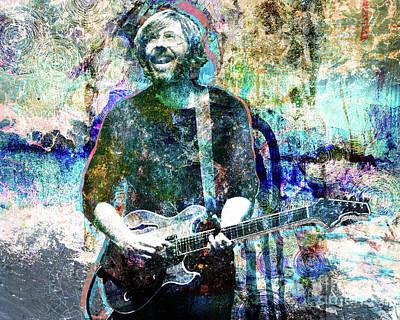 Rock Band Original Artwork