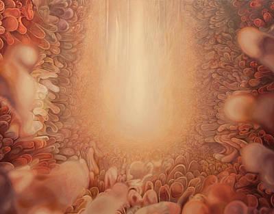 Painting - Tunnel by Colin Hoisington