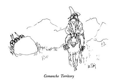 Comanche Drawings