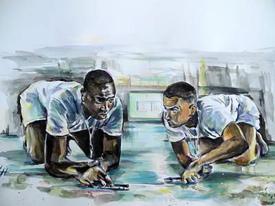 Bubba Gump Paintings